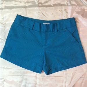 Calvin Klein shorts blue size 4